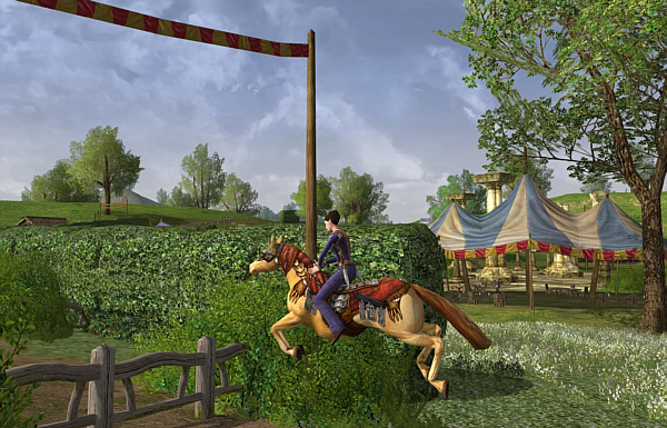 Horse Racing Screenshot Contest Winner