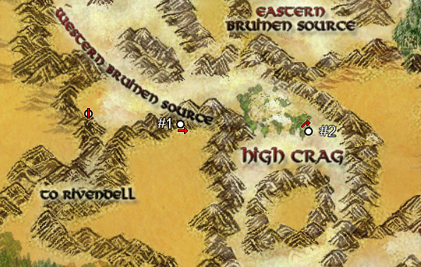 Misty Mountain Classic Map