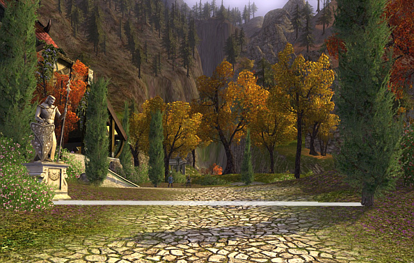 Rivendell Challenge Finish Line