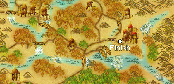 Rivendell Challenge Race Map 3