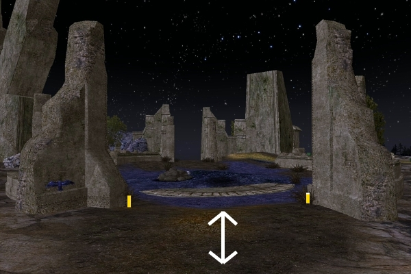 Rivendell Warsteed Challenge Checkpoint One