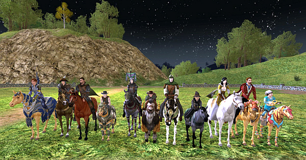 Formation Riding Team 2012
