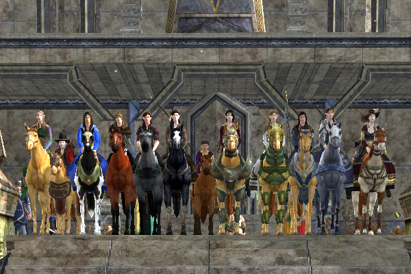 Mithril Cup Riders