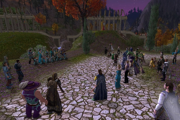 Rivendell Run Crowd
