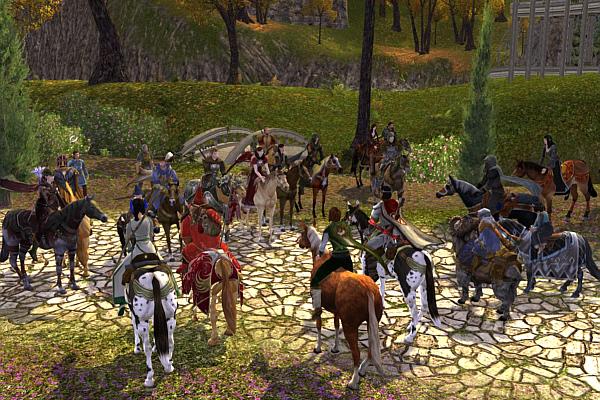 Rivendell Challenge Horse Race