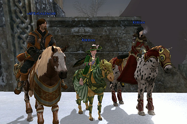 Winter Derby Horse Show Winners