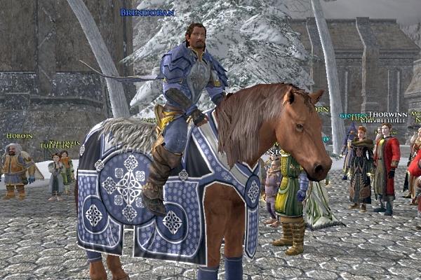 Blue Mountain Classic Horse Show Brendoran
