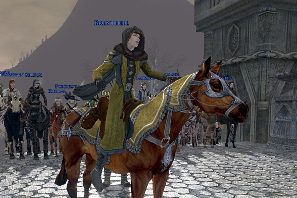Blue Mountain Classic Horse Show Brenthiel