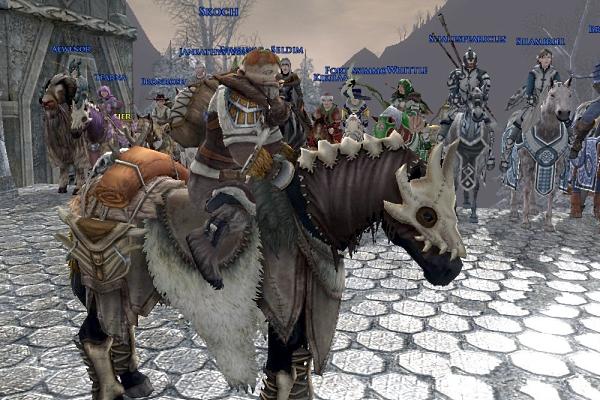 Blue Mountain Classic Horse Show Skoch