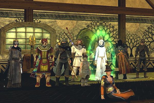 Wraith Costume Contest