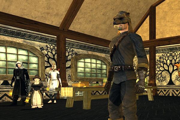 Wraith Costume Contest - Aedon