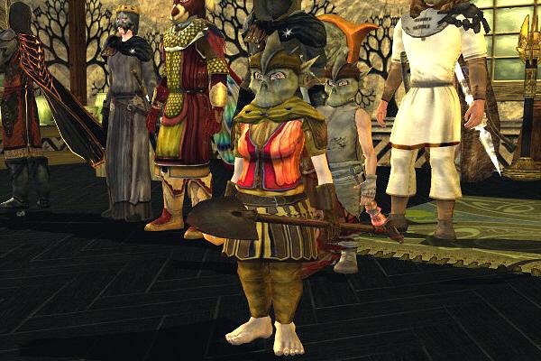 Wraith Costume Contest - Anthemisi