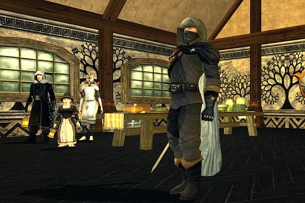 Wraith Costume Contest - Calebus