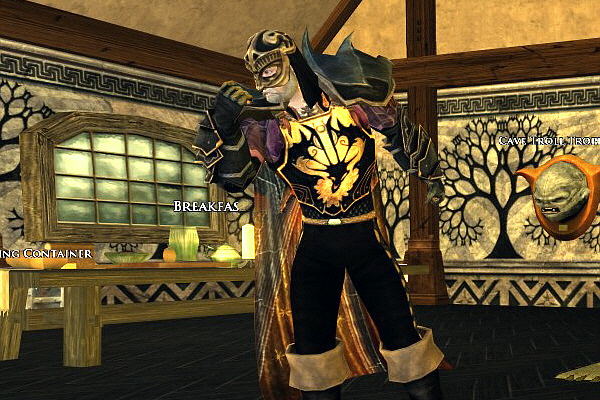 Wraith Costume Contest - Elydric