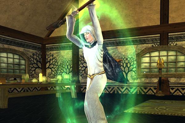 Wraith Costume Contest - Gwadrodewyn