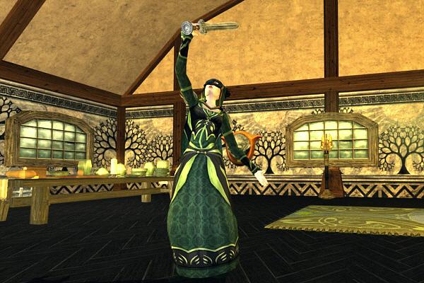Wraith Costume Contest - Mornareth