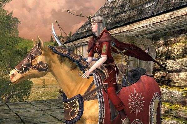 Firefoot Sprint Horse Show - Shintako