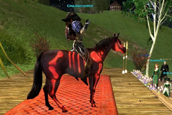 Bywater Steeplechase Horse Show - Gwadrodewyn