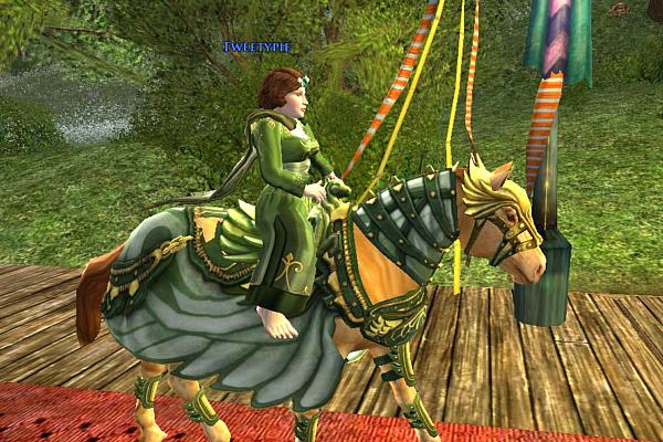 Bywater Steeplechase Horse Show - Tweetypie