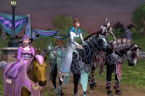 Horse Show Winners