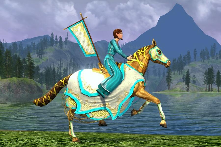 Anniversary Horse