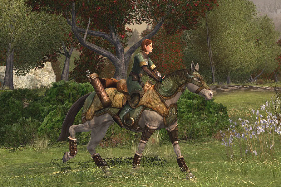 Steed of the Hunter