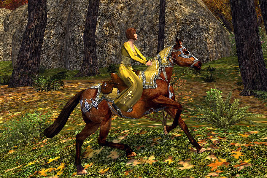 Prized Rivendell Mount