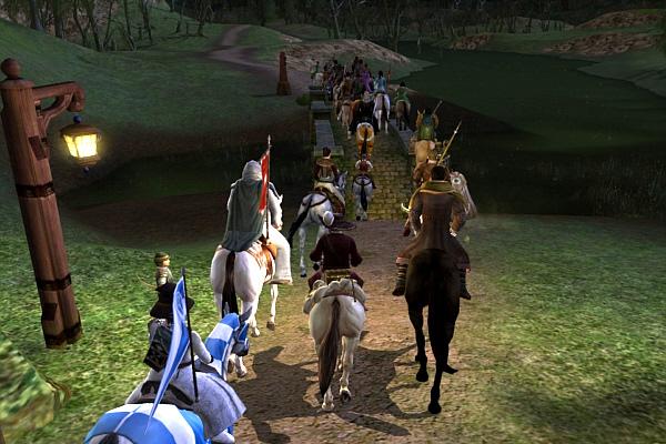 Anniversary Horse Parade