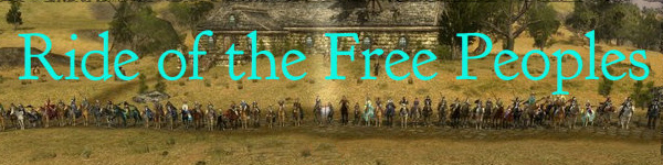 Ride of the Free Peoples
