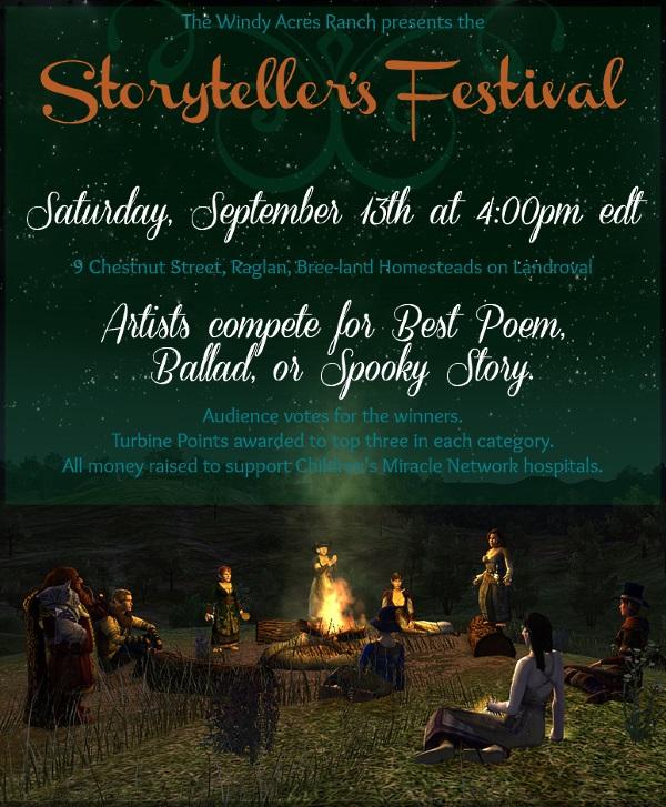 Storyteller's Festival